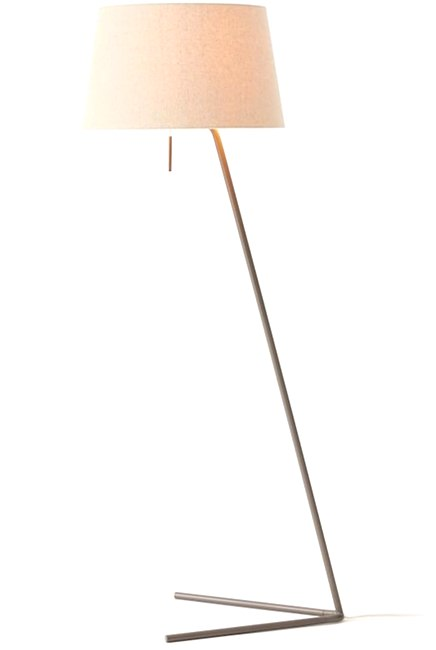 West Elm Petite Shade Angled Lamp