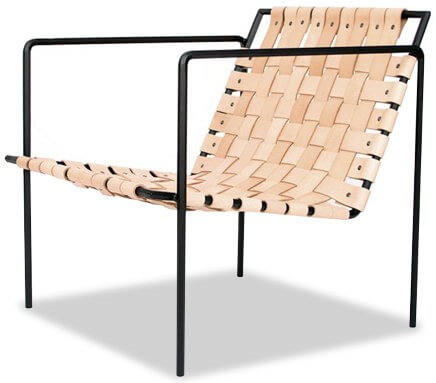 Eric Trine Rod & Weave Chair