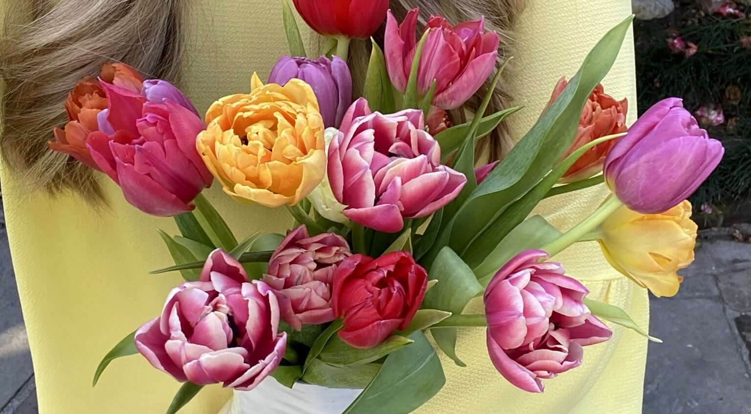 Give Mom the Flowers She Deserves