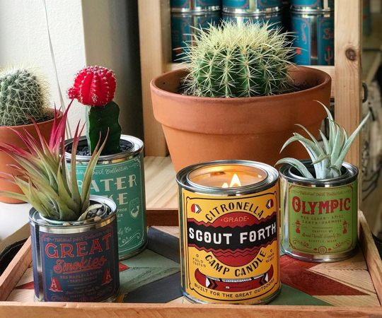 How to reuse your candle metal can