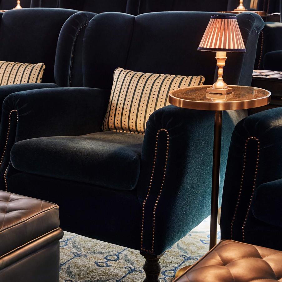 Soho Home Cinema Side Table