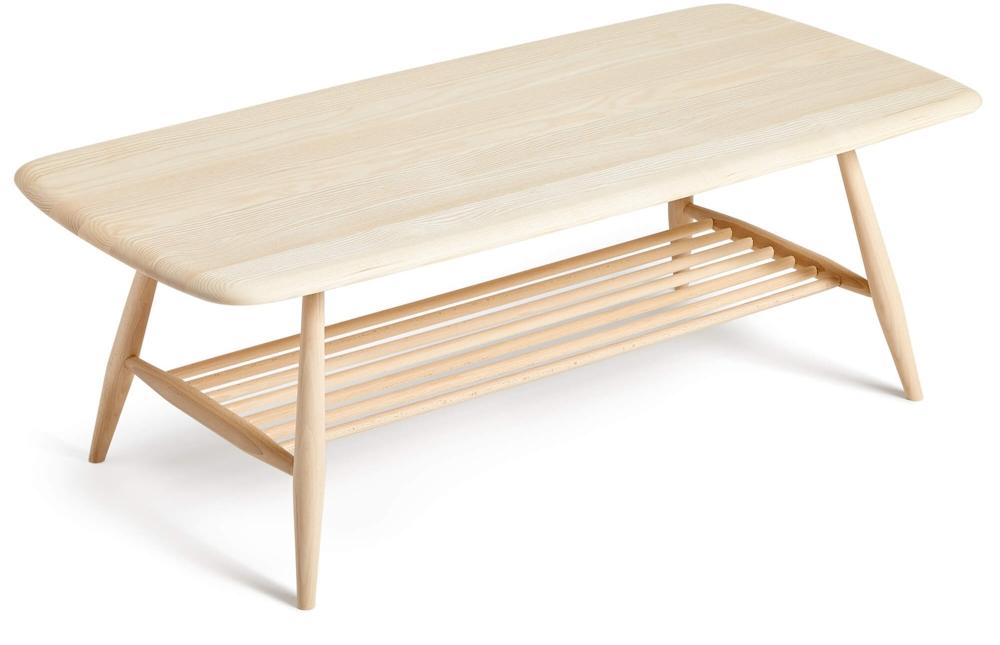 Soho Home Ercol Solid Ash Coffee Table