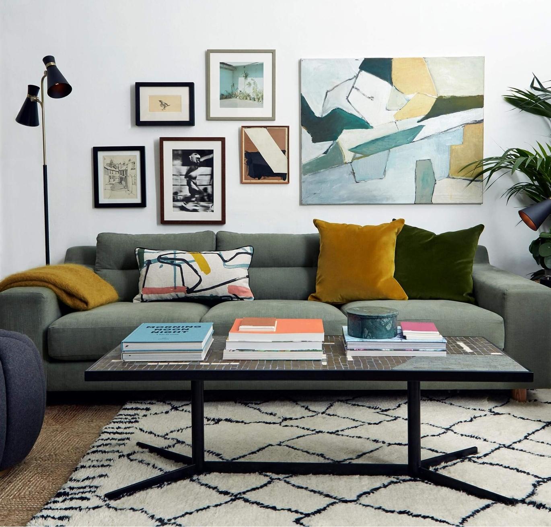 Soho Home Nuno 3-Seater Sofa
