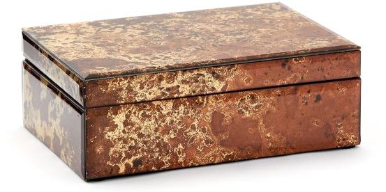 West Elm Oxidized Storage Box