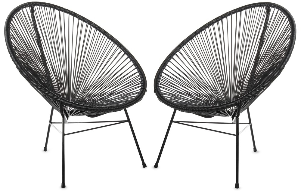 Acapulco Basket Lounge Chairs