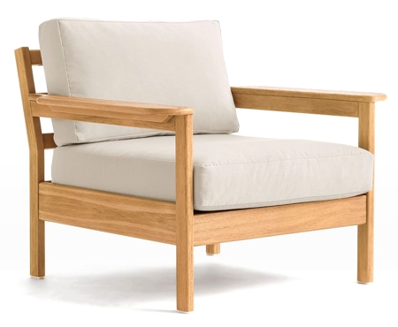West Elm Playa Outdoor Lounge Chair