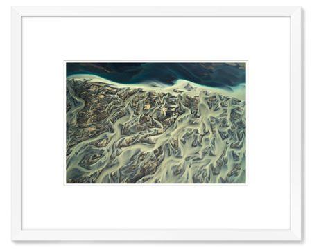 Glacier River by Chris Burkard
