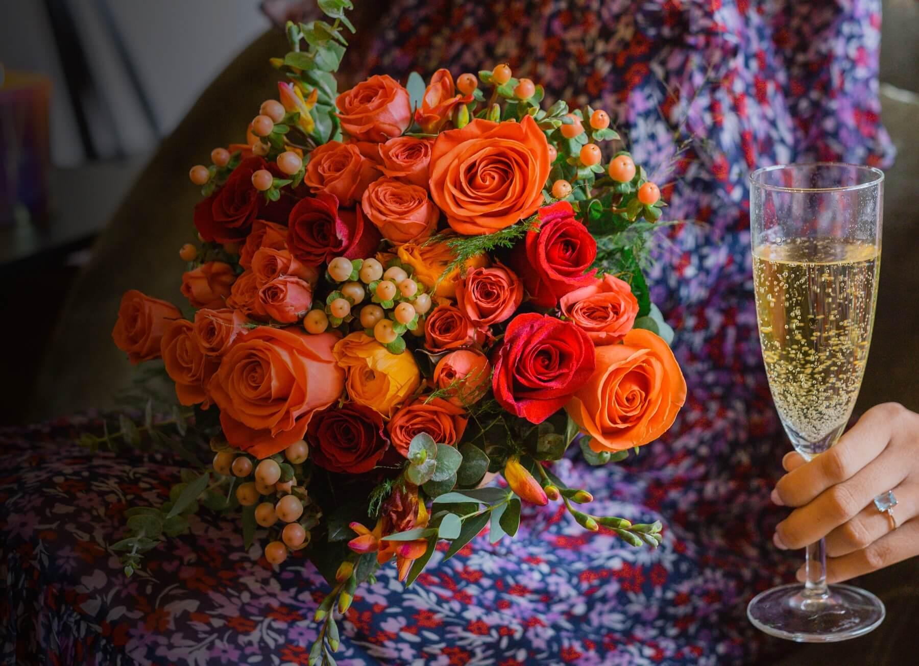 UrbanStems Valentine's Day flower collection