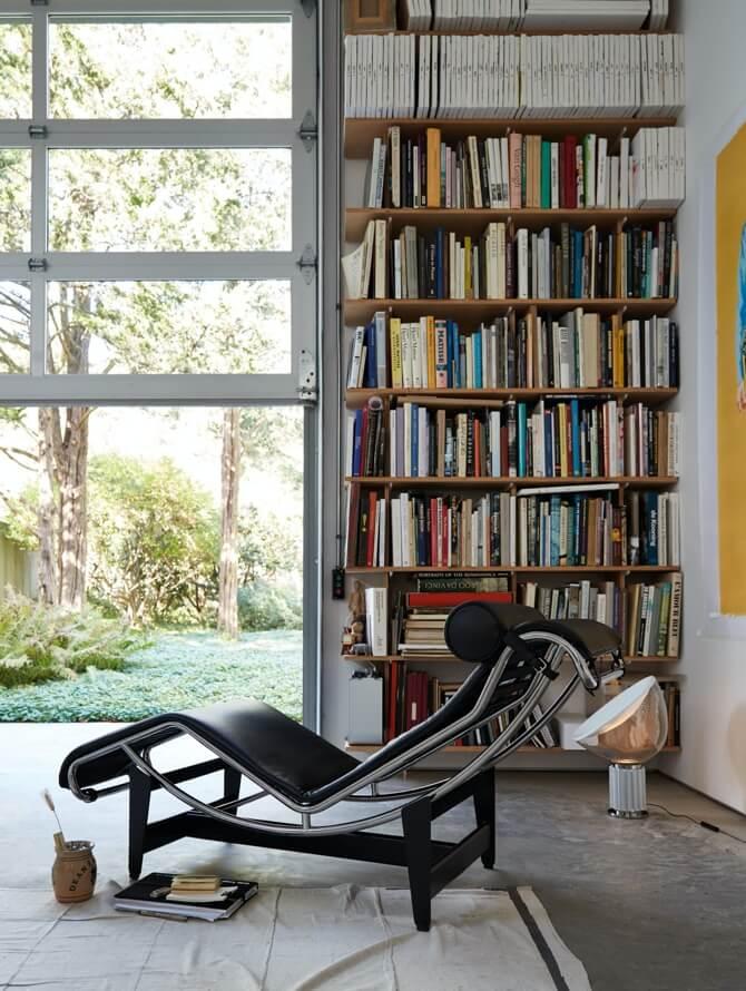 Le Corbusier LC4 Chaise Lounge