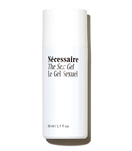 Necessaire water-based lube