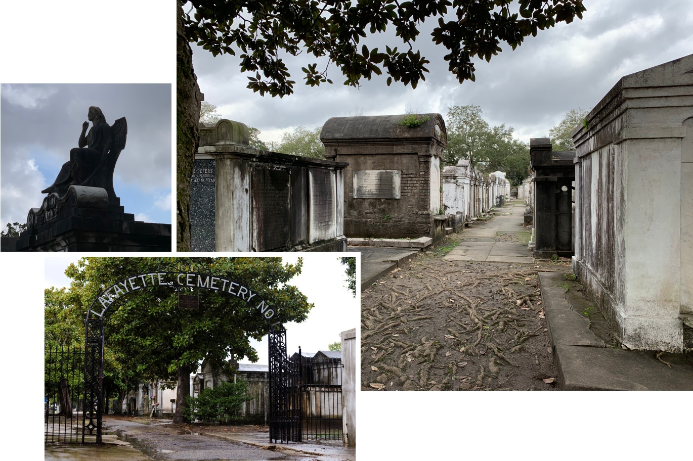 Lafayette Cemetery No 1. in the Garden District