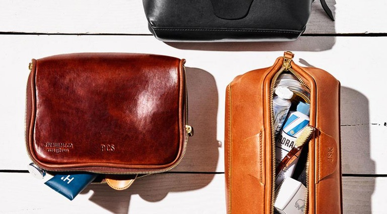 The Best Dopp Kits