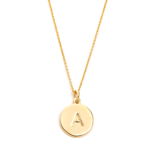 Kate Spade New York Monogram Pendant