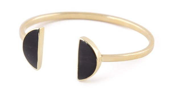 Soko Split Moon Cuff