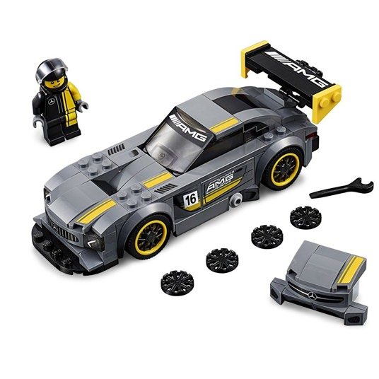 LEGO Speed Champions Building Kit
