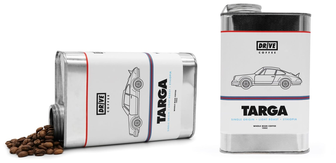 Drive Coffee Targa Light Roast Beans