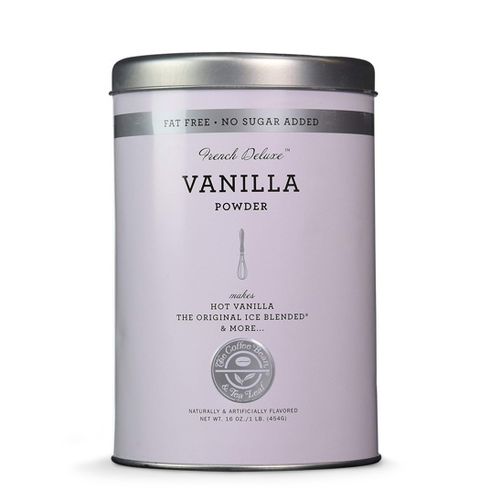 The Coffee Bean & Tea Leaf French Deluxe Vanilla Powder