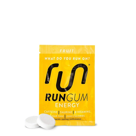 Run Gum Vitamin and Energy Gum
