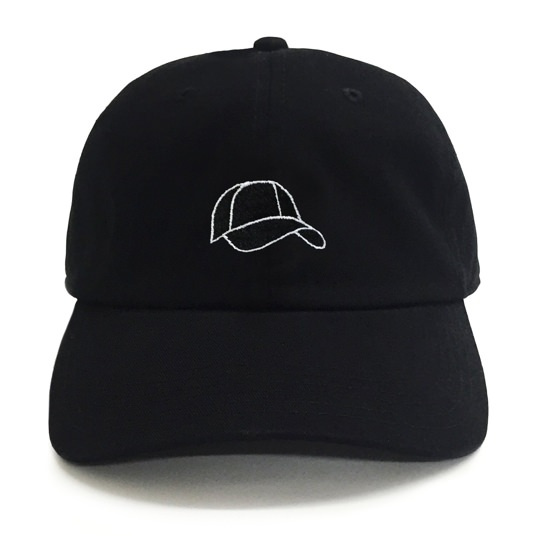 Dad Brands Embroidered Dad Cap