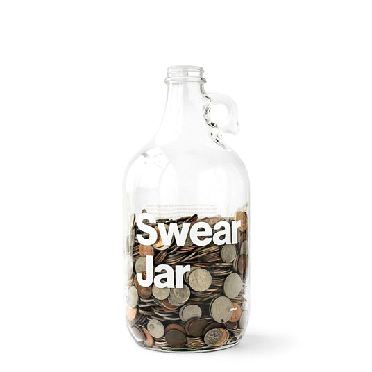 GFDA Swear Jar