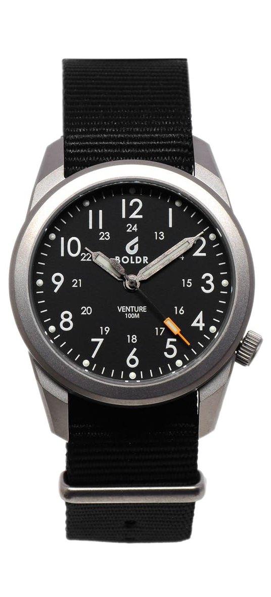 BOLDR Supply Co. Venture Field Watch