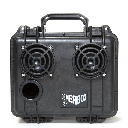 DemerBox Indestructible Bluetooth Boombox