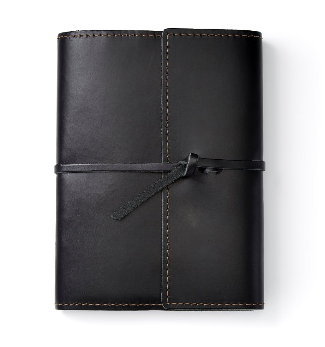 Rustico Refillable Leather Notebook