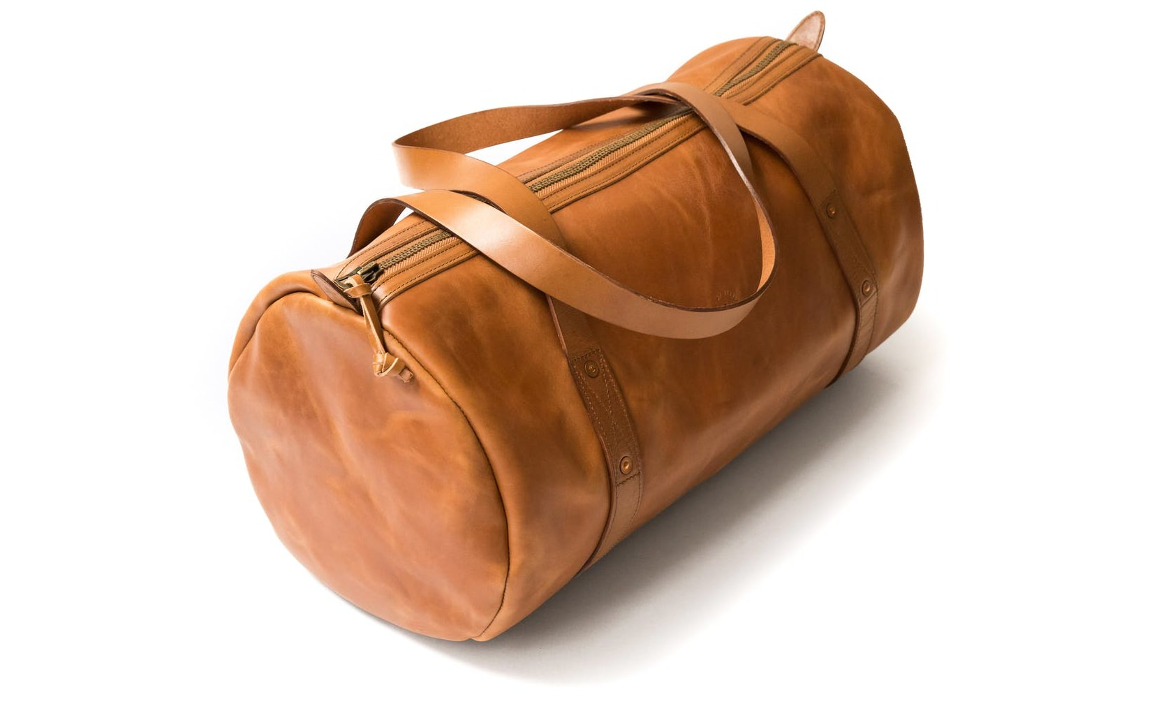 WP Standard Leather Duffel Bag
