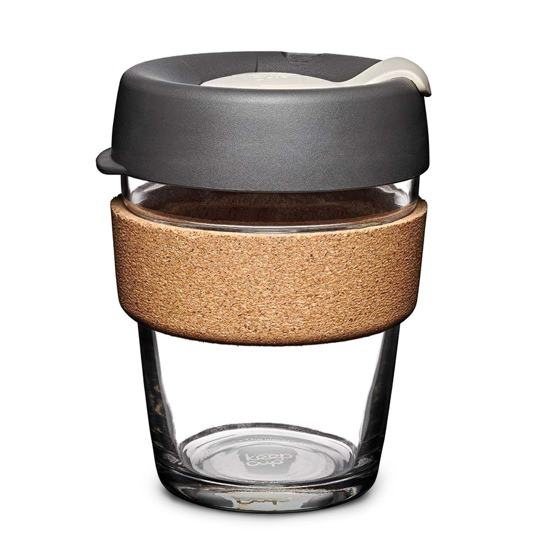 KeepCup Reusable Coffee Cup with Cork Band