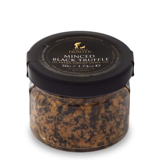 TruffleHunter Minced Black Truffles