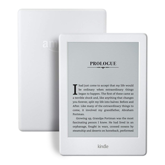 Amazon Touchscreen Kindle E-Reader