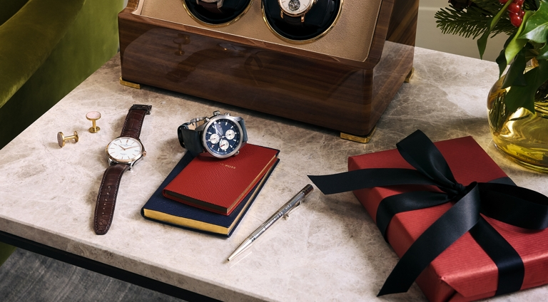 Shopping MR PORTER for Luxurious Gifts