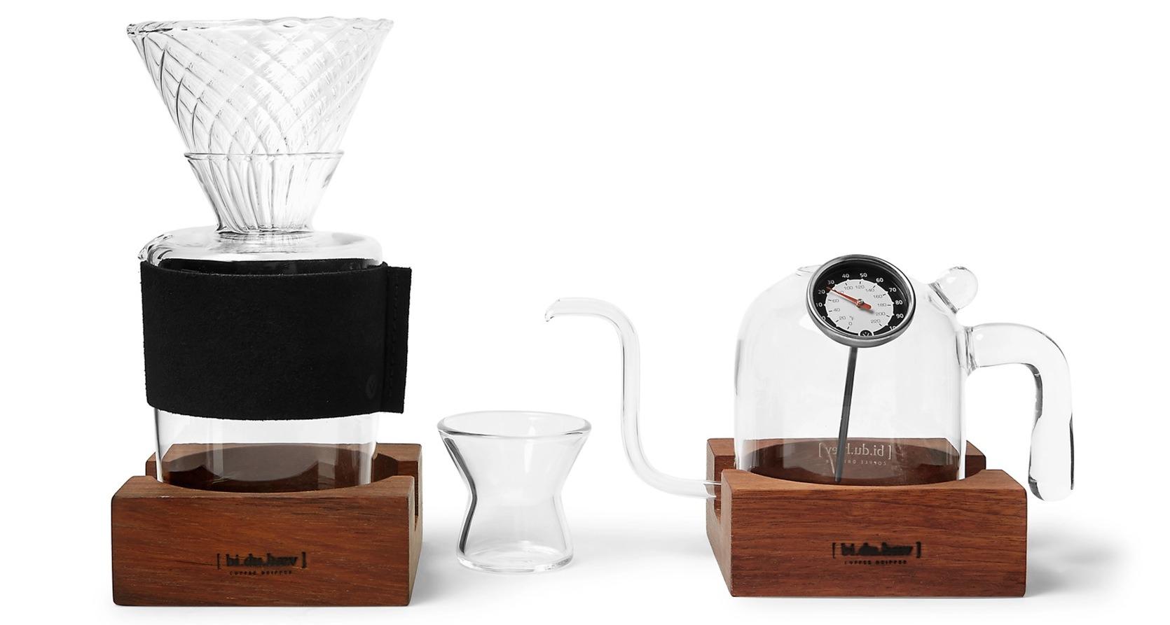 Bi.du.haev Hand Drip Coffee Set