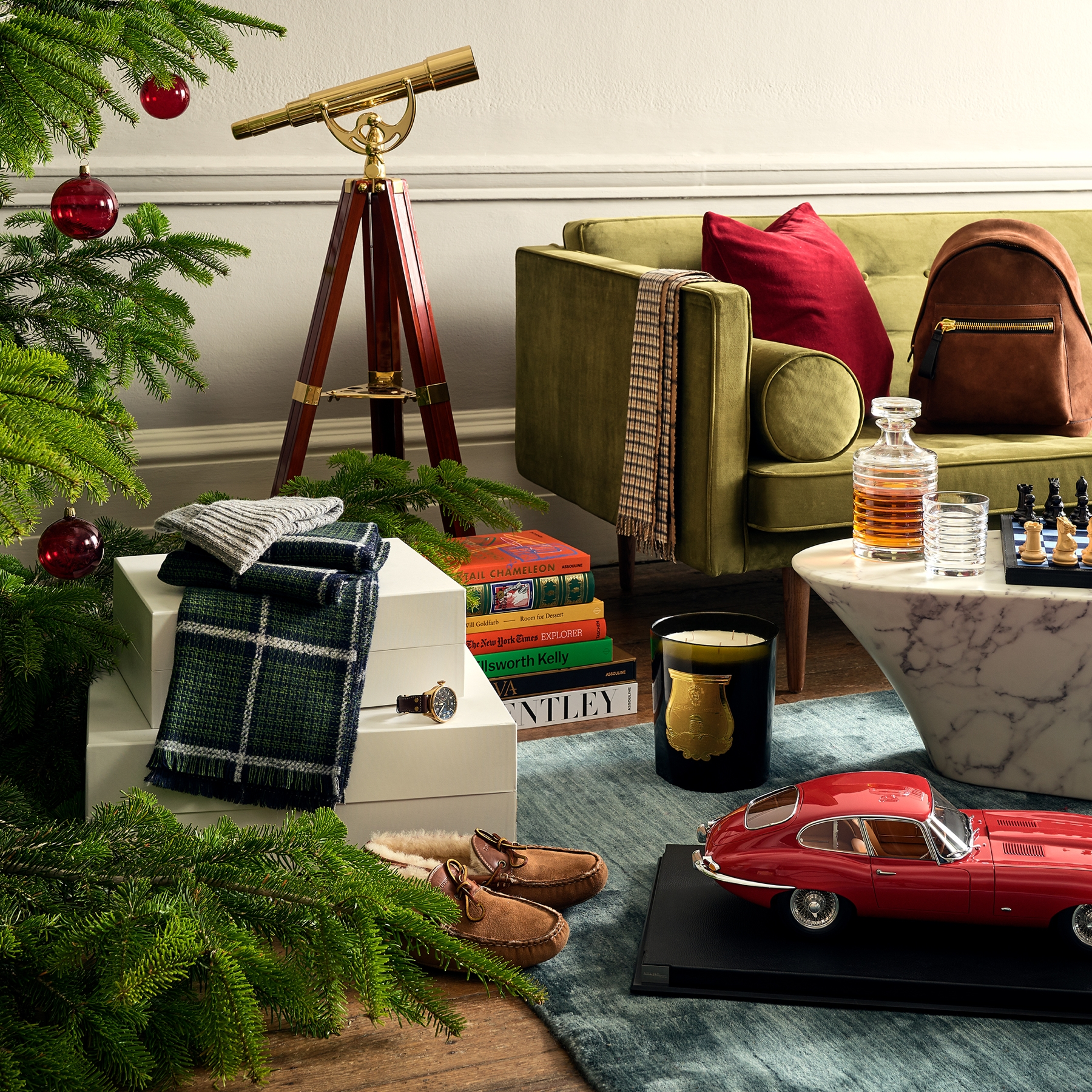 The MR PORTER holiday gift guide for men