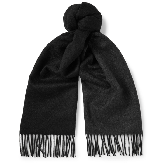 Tom Ford Two-Tone Cashmere Scarf