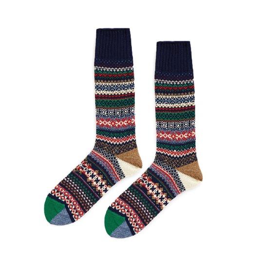 Chup Fika Knit Socks