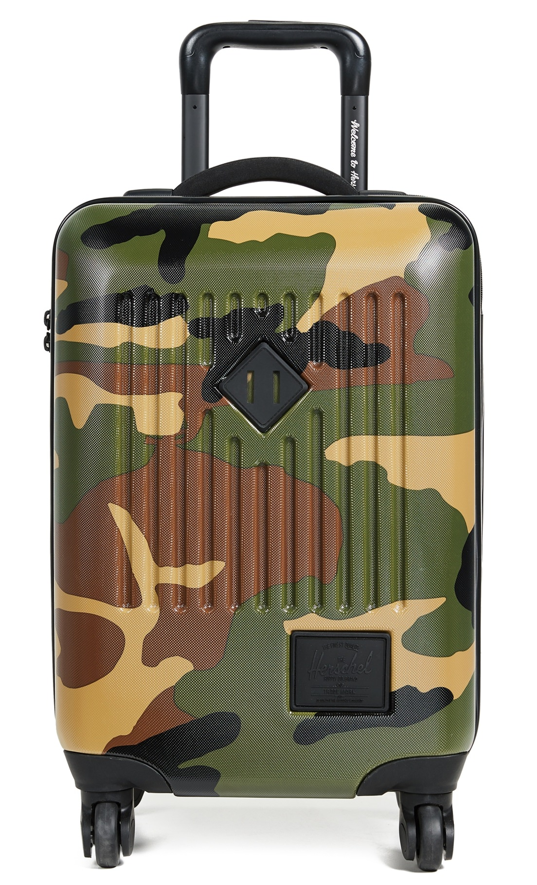 Herschel Supply Co. Camo Carry-On