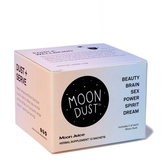 Moon Juice Moon Dust Sampler Box