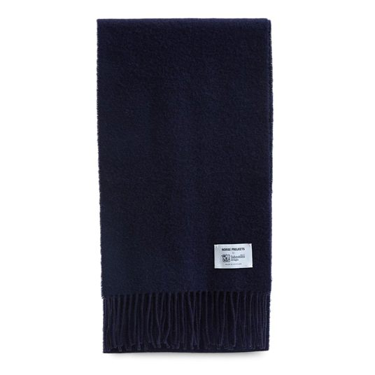 Norse Projects Felted Lambswool Scarf