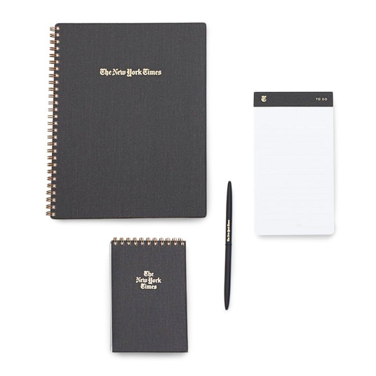 The New York Times Writing Set