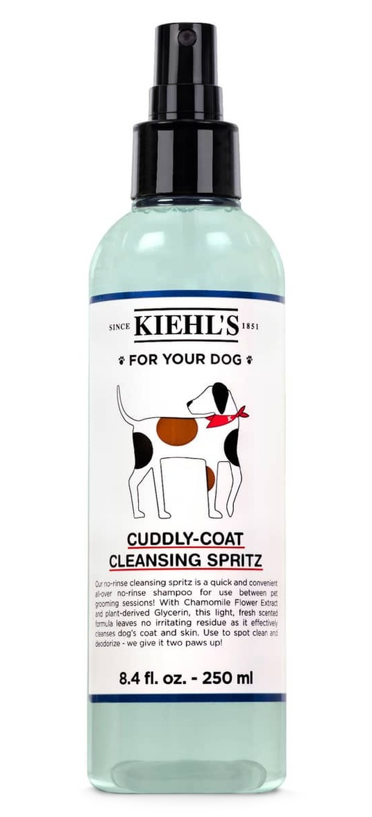 Kiehl's Cuddly Coat Cleansing Spritz