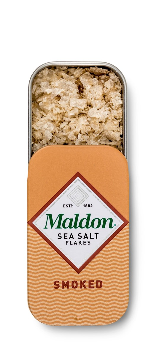 Maldon Smoked Sea Salt Tin