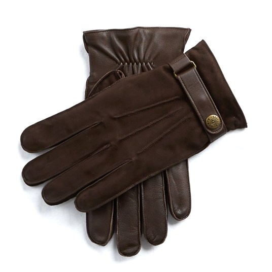 Dent's Suede and Leather Gloves