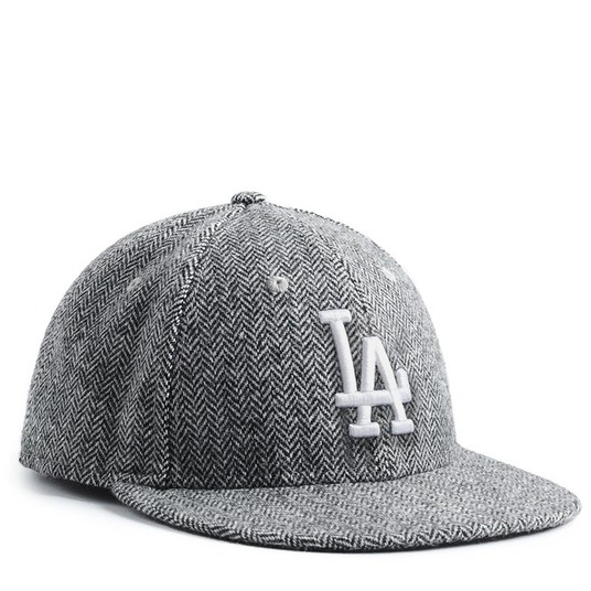 New Era Herringbone Wool Hat