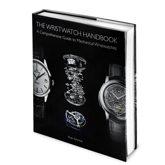 Acc Art Books The Wristwatch Handbook