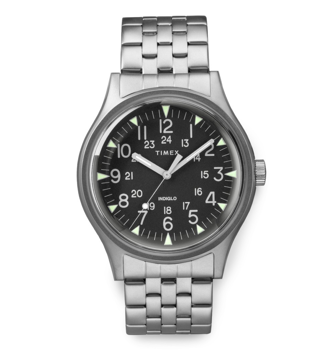 Timex + Todd Snyder MK1 Steel Bracelet Watch