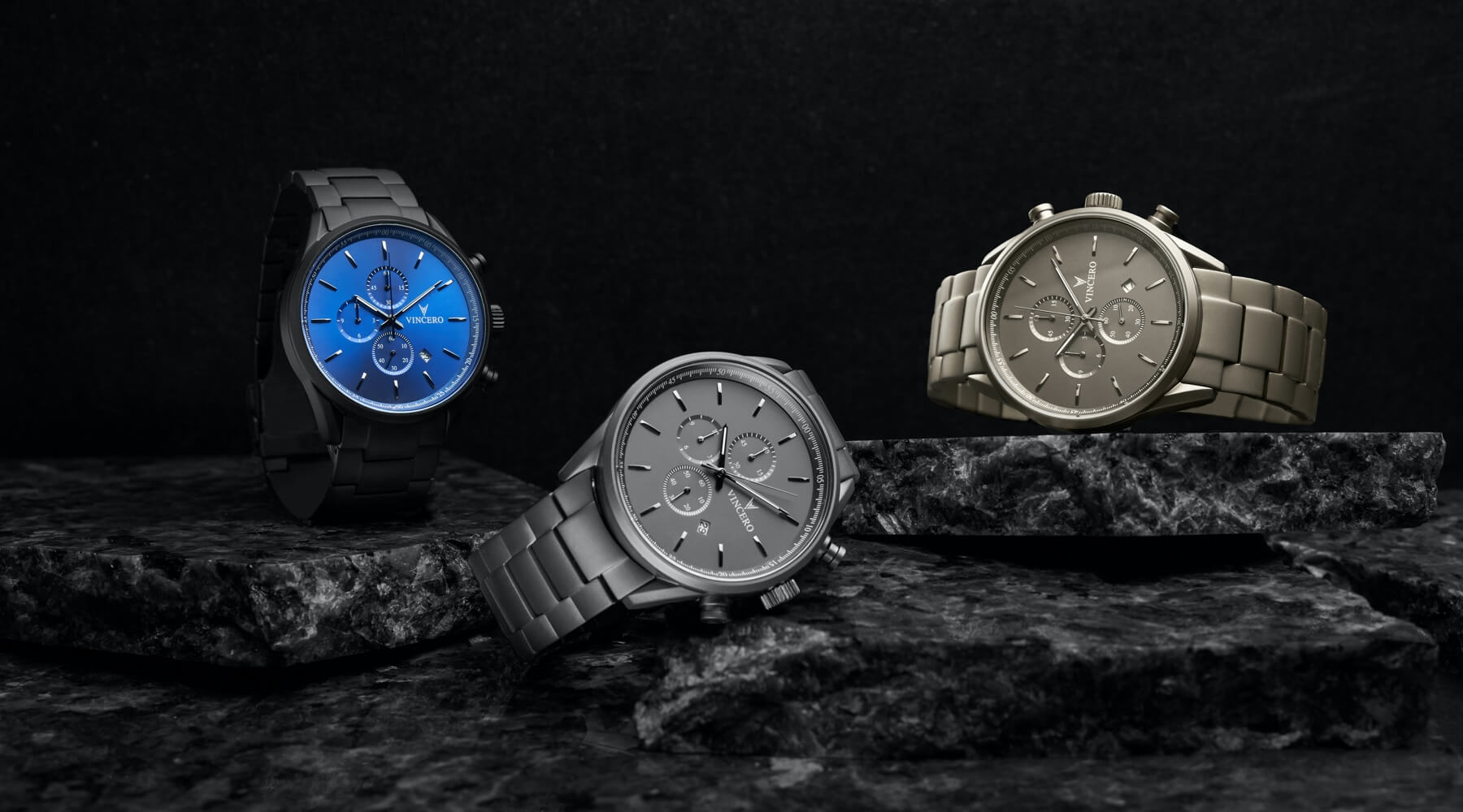 Vincero Watches holiday gift guide for men
