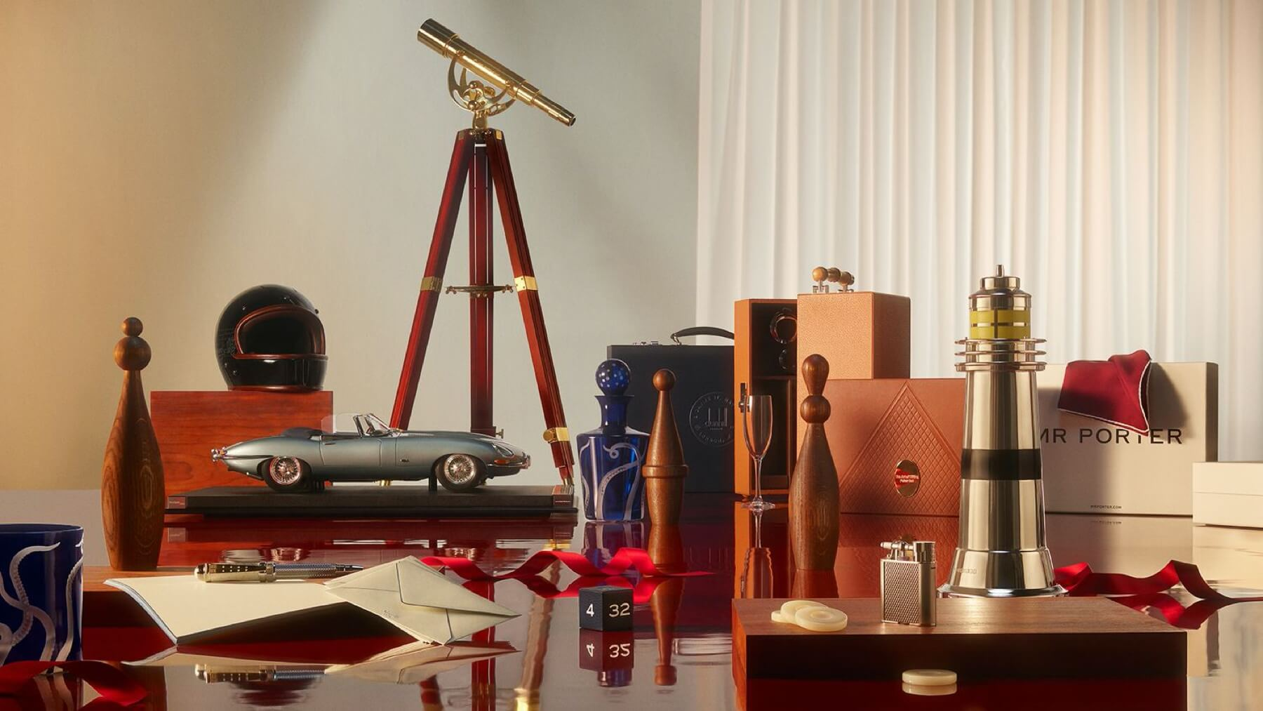 MR PORTER and NET-A-PORTER holiday gift guide