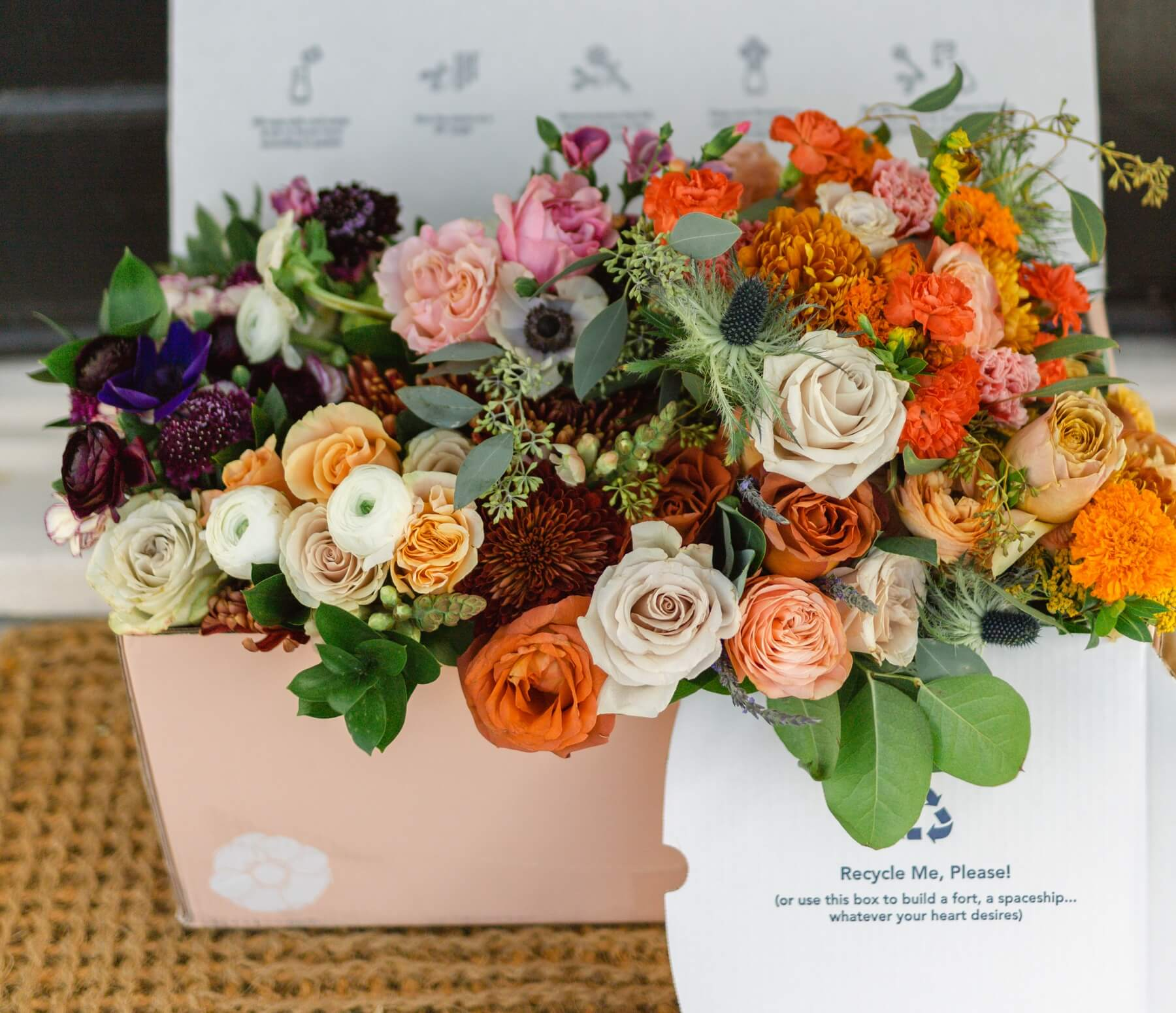 UrbanStems flower subscription service