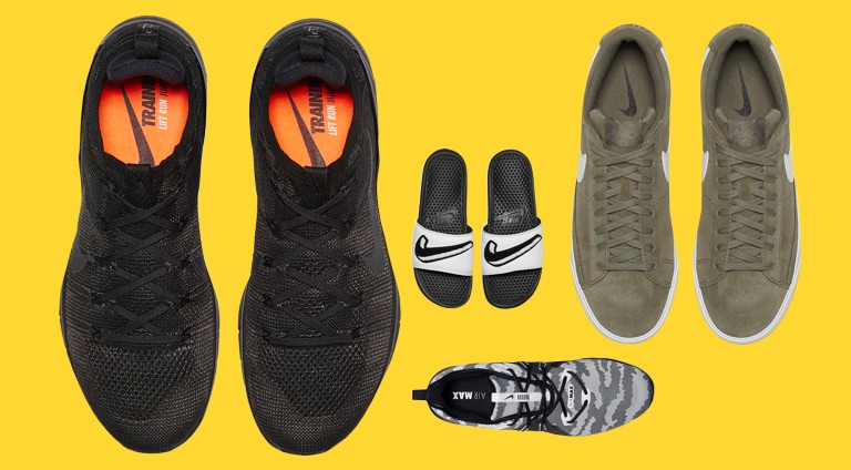 Save an Extra 20% Off Nike's Summer Styles